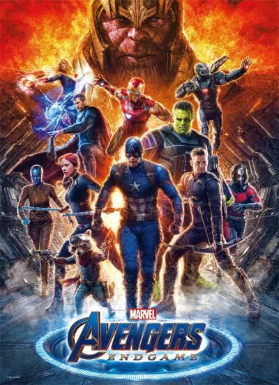 مشاهدة فيلم Avengers: Endgame 2019 مترجم