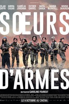 مشاهدة فيلم داعش في الموصل Soeurs d'armes 2019 مترجم