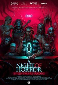مشاهدة فيلم رعب A Night of Horror: Nightmare Radio 2019 مترجم اون لاين