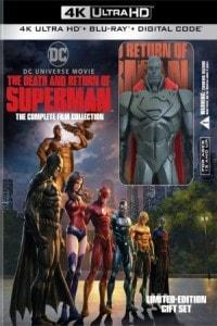 مشاهدة فيلم كرتون The Death and Return of Superman 2019 مترجم
