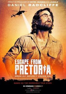 مشاهدة فيلم Escape from Pretoria 2020 مترجم