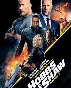 مشاهدة فيلم Fast & Furious Presents Hobbs & Shaw 2019 مترجم كامل HD