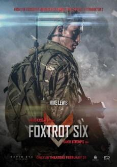 مشاهدة فيلم Foxtrot Six 2019 مترجم اون لاين HD