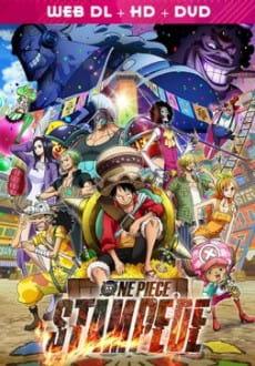 مشاهدة فيلم One Piece Movie 14: Stampede 2019 مترجم اون لاين