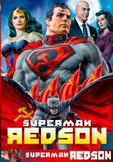 مشاهدة فيلم Superman Red Son 2020 مترجم اون لاين