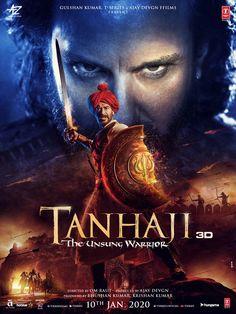 مشاهدة فيلم Tanhaji The Unsung Warrior 2020 مترجم
