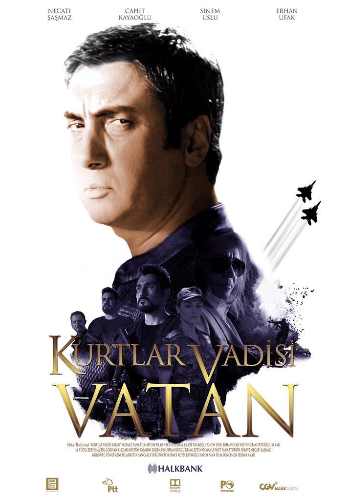 مشاهدة فيلم وادي الذئاب الوطن Kurtlar Vadis iVatan مترجم
