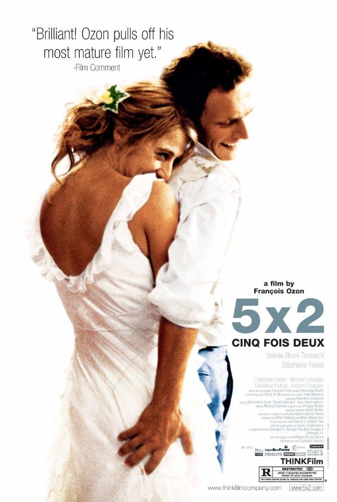 فيلم 5X2 2004 مترجم للكبار فقط