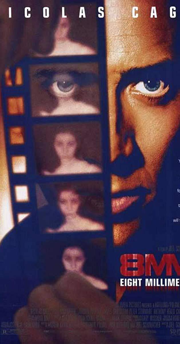 مشاهدة فيلم 8 mm 1999 مترجم للكبار فقط