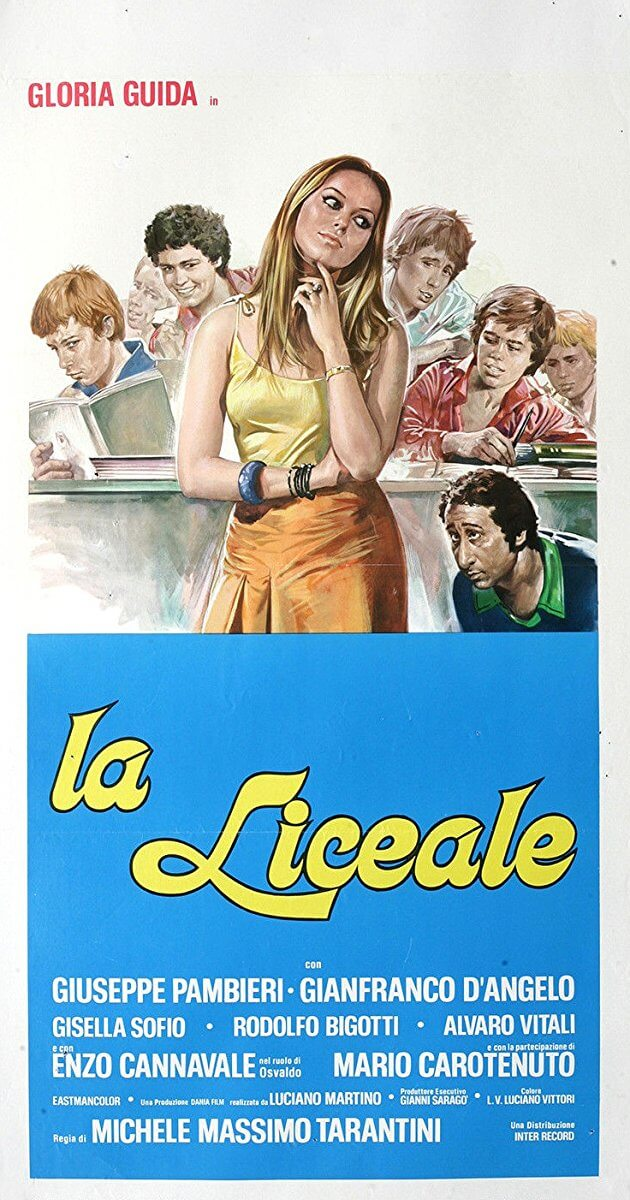 مشاهدة فيلم A nous les lyceennes 1975 مترجم للكبار فقط
