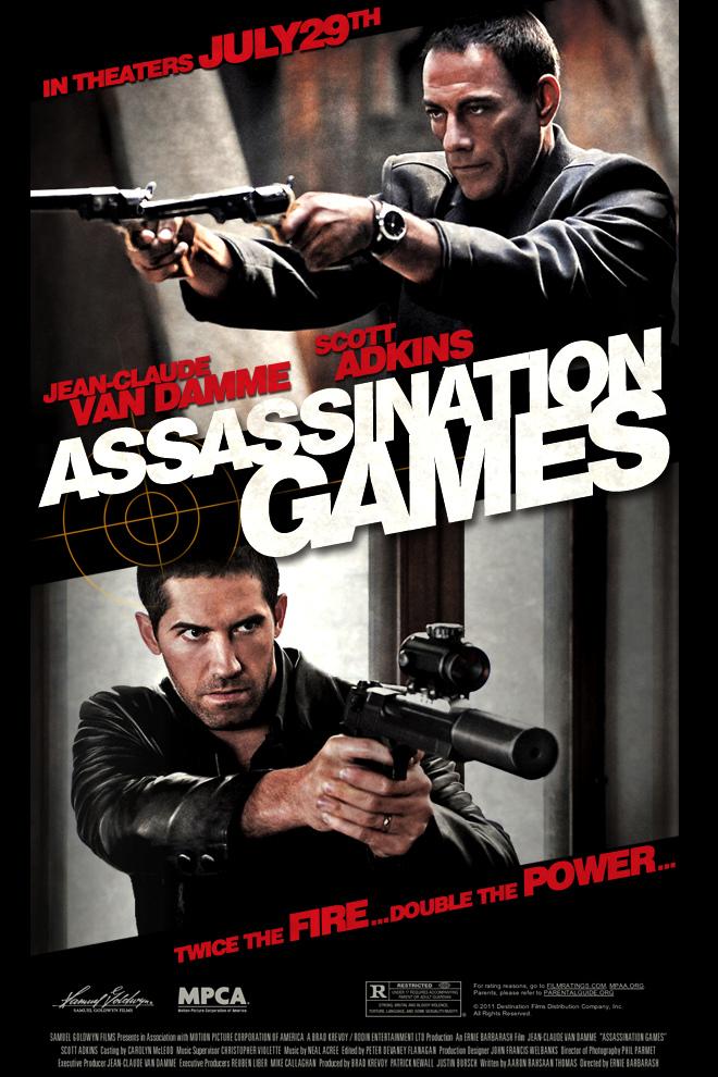 فيلم ASSASSINATION GAMES 2011 مترجم للكبار فقط