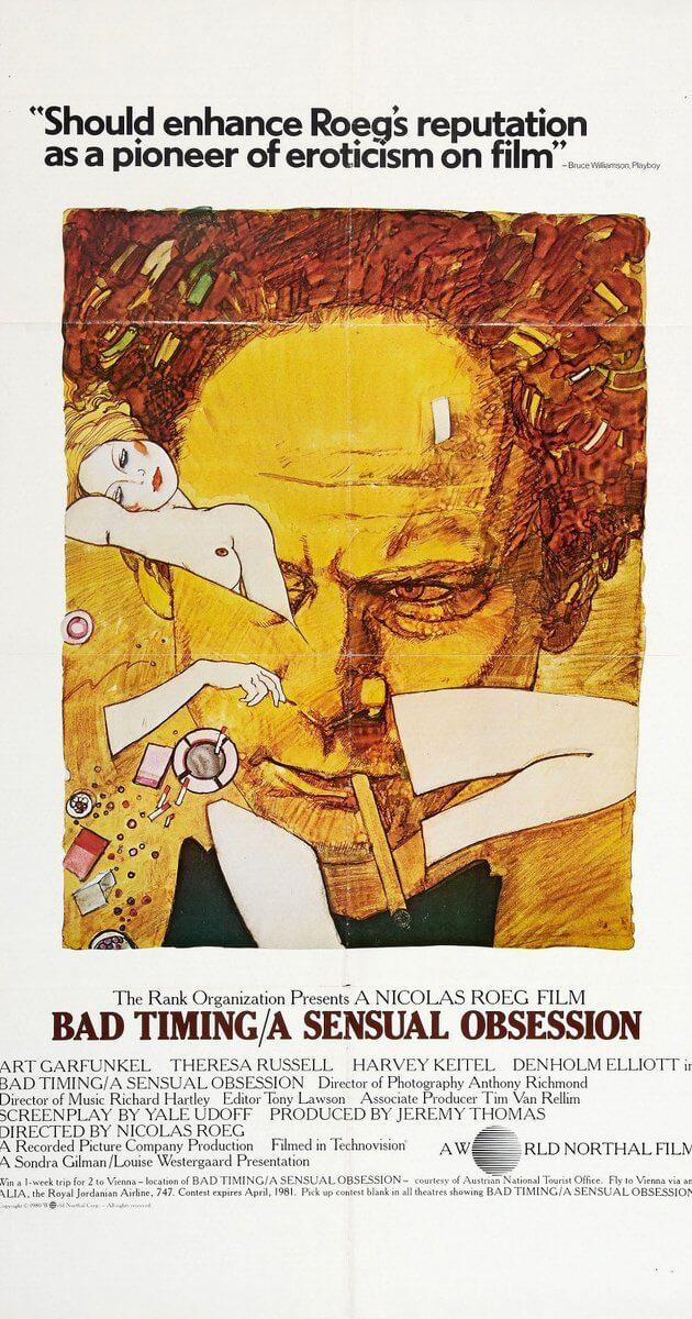 مشاهدة فيلم Bad Timing 1980 مترجم للكبار فقط