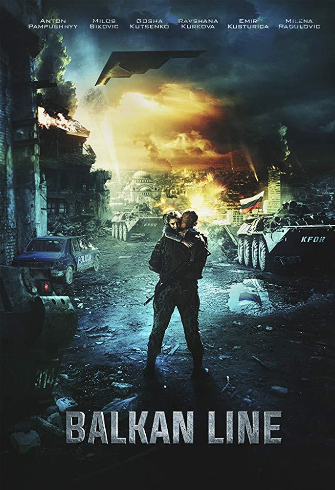 فيلم Balkanskiy rubezh 2019 مترجم