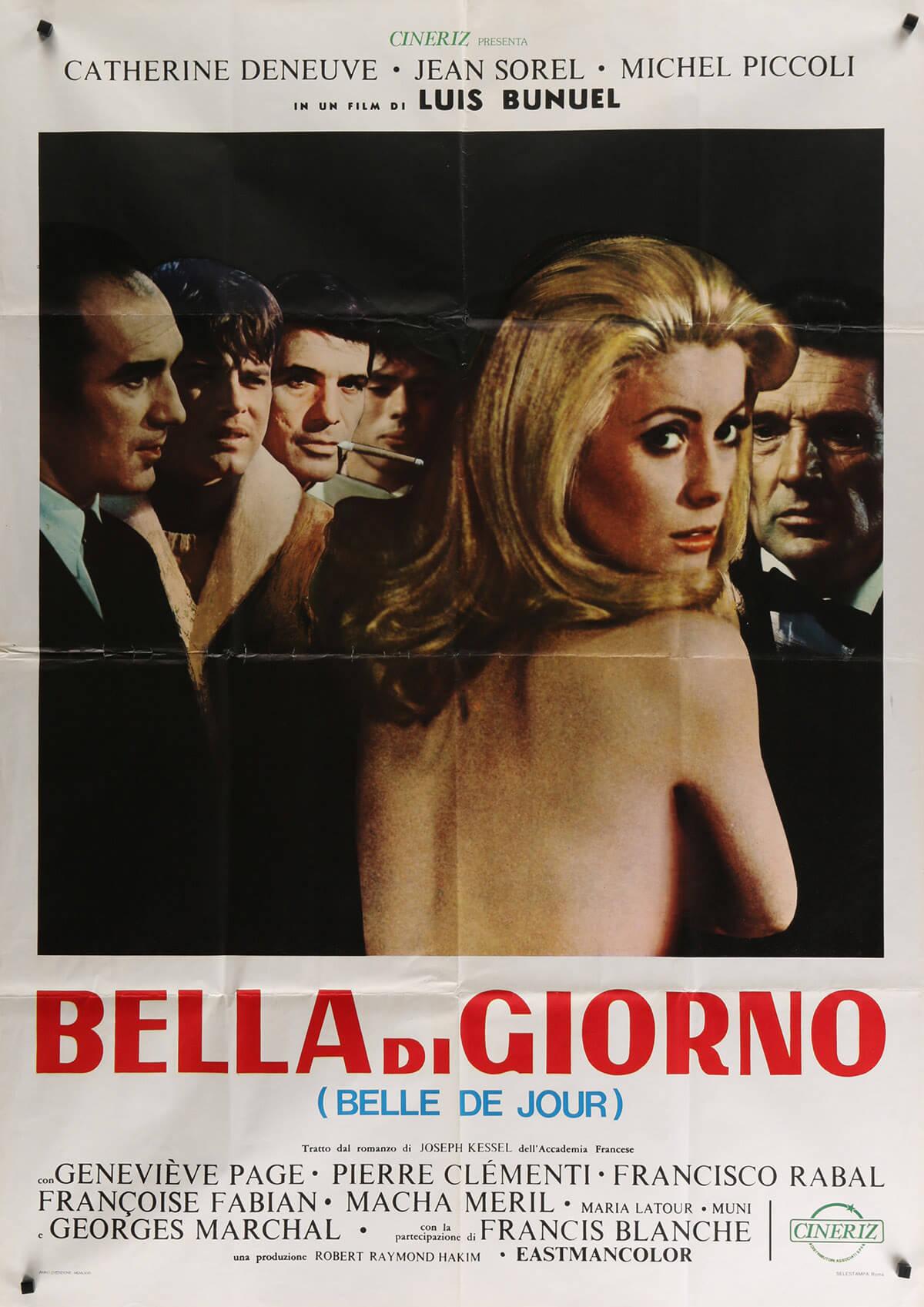 مشاهدة فيلم Belle de jour 1967 مترجم