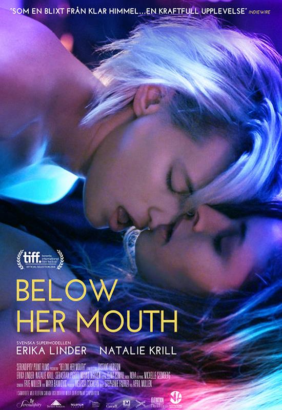فيلم Below Her Mouth 2016 مترجم للكبار فقط