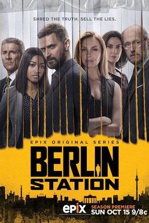 مسلسل Berlin Station الموسم الثاني الحلقة 2
