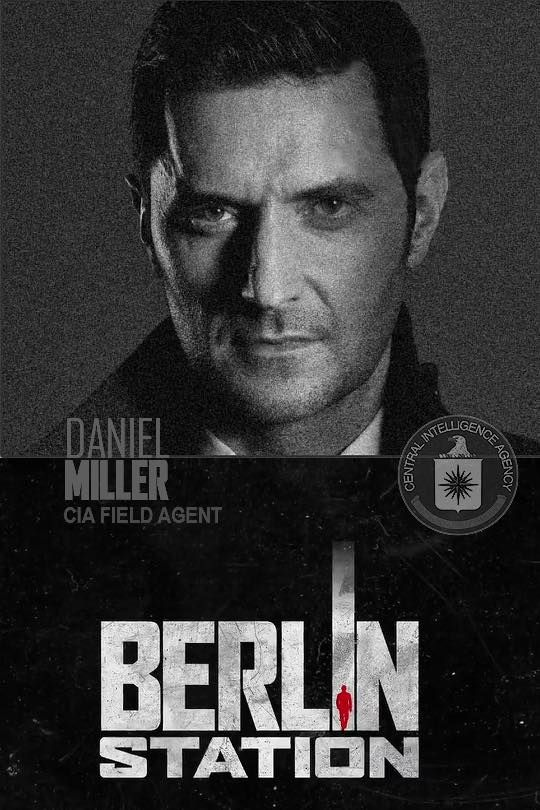 مسلسل Berlin Station الموسم الاول الحلقة 8