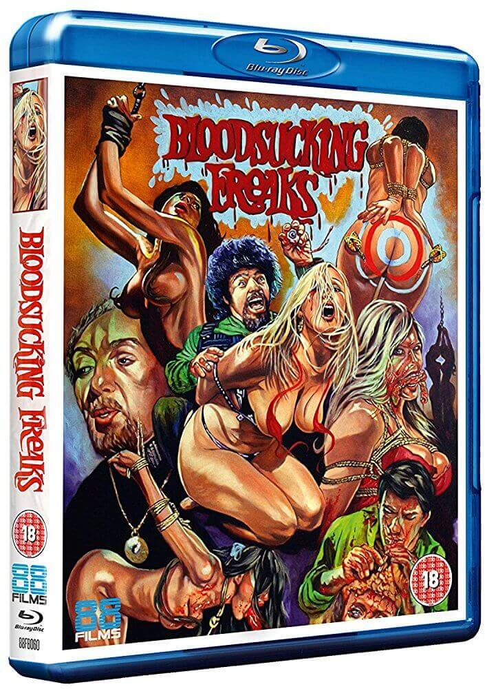 فيلم Bloodsucking Freaks 1976 مترجم