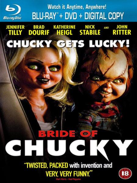 فيلم Bride of Chucky 4 1998 مترجم للكبار فقط