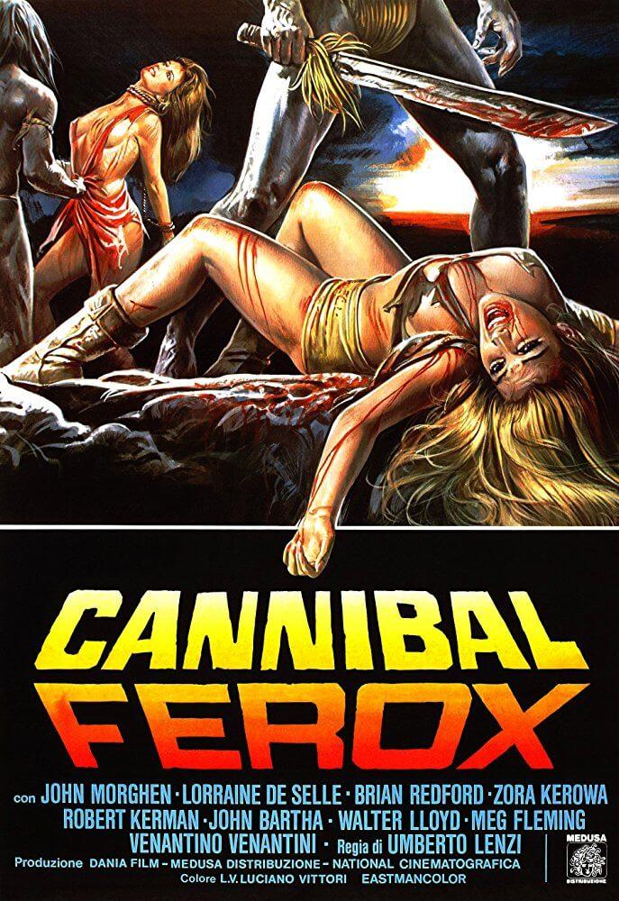 فيلم Cannibal Ferox 1981 مترجم للكبار فقط