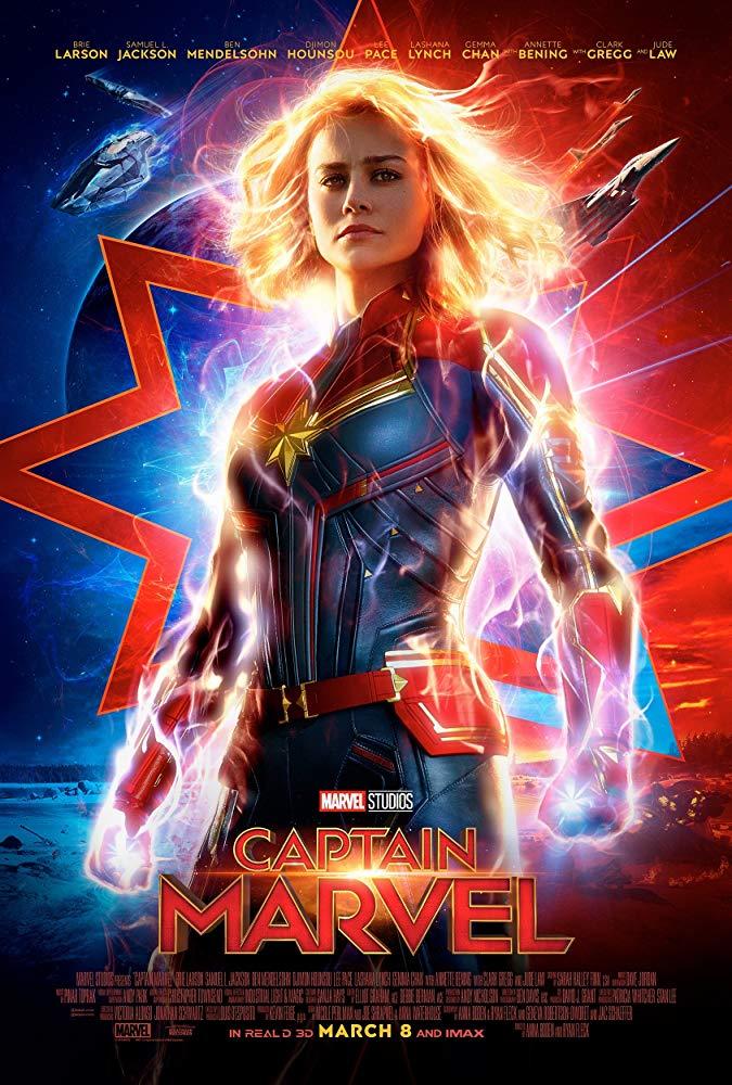 فيلم Captain Marvel 2019 مترجم