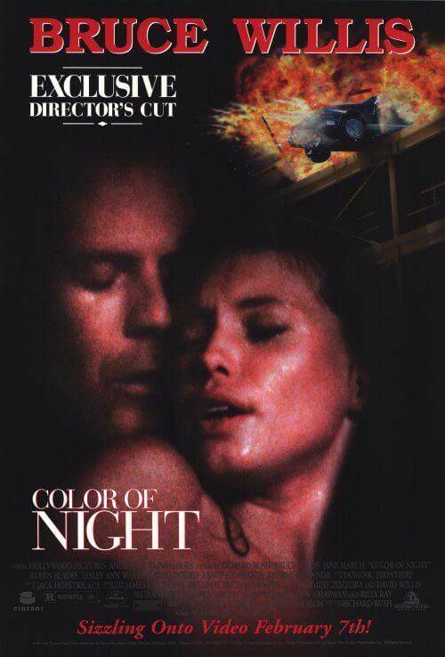 مشاهدة فيلم Color of Night 1994 مترجم