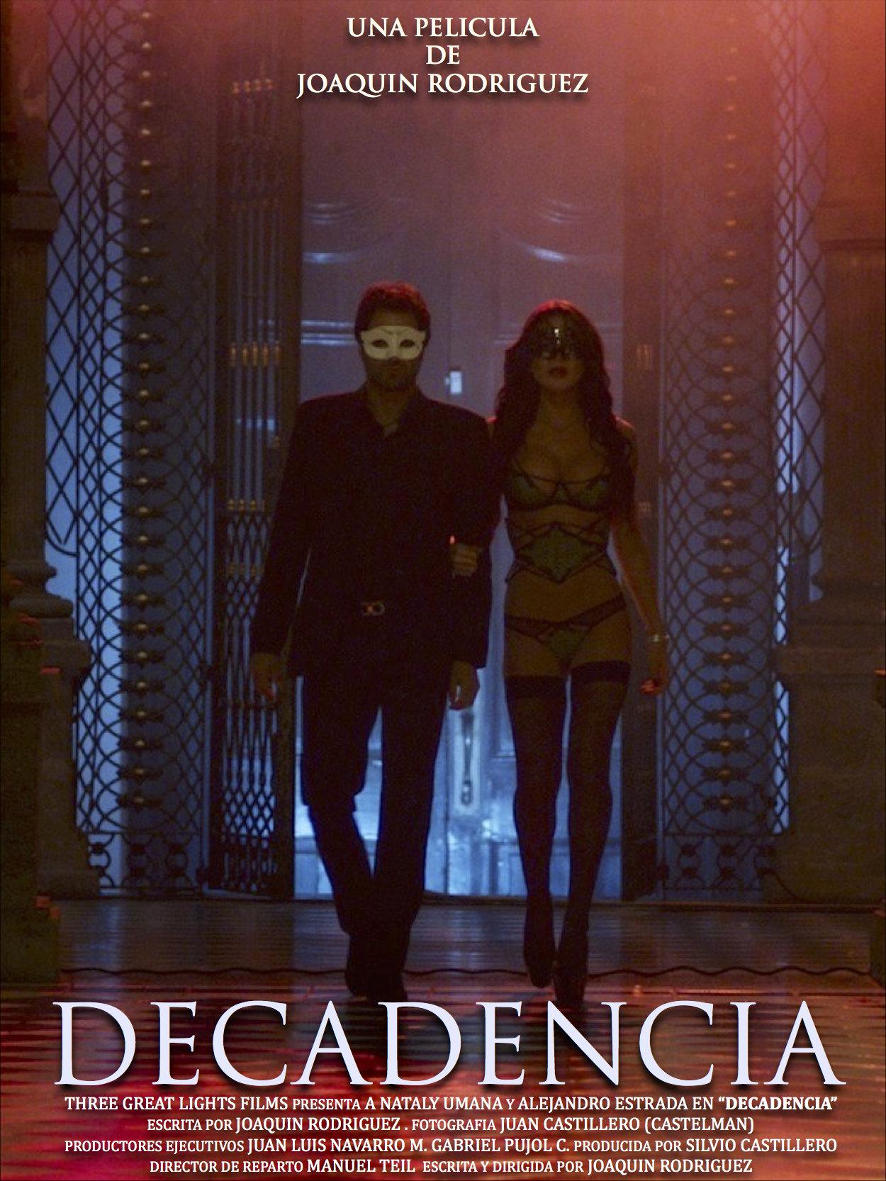 فيلم DECADENCIA 2015 مترجم للكبار فقط