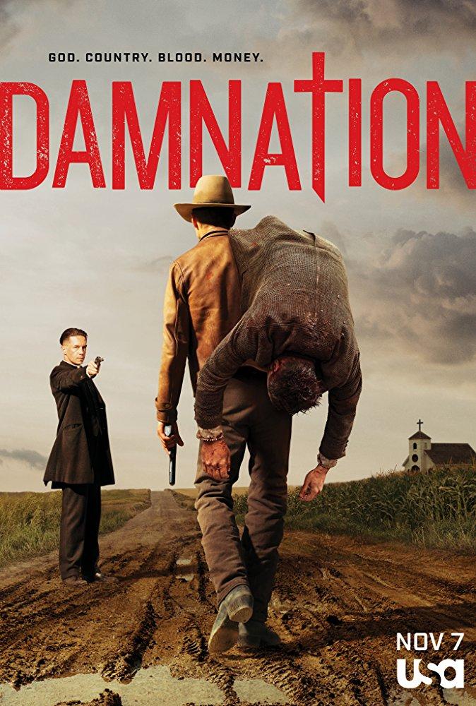 مسلسل Damnation الموسم الاول الحلقة 5