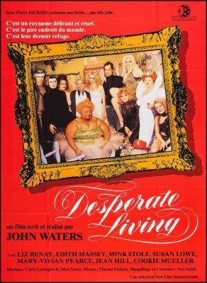 فيلم Desperate Living 1977 مترجم للكبار فقط