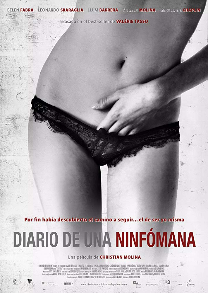 فيلم Diario de una ninfómana 2008 مترجم للكبار فقط