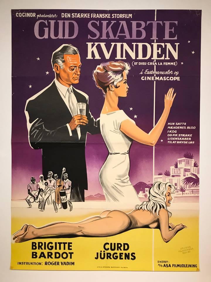 مشاهدة فيلم Et Dieu… créa la femme 1956 مترجم للكبار فقط