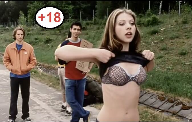 مشاهدة فيلم EuroTrip 2004 مترجم