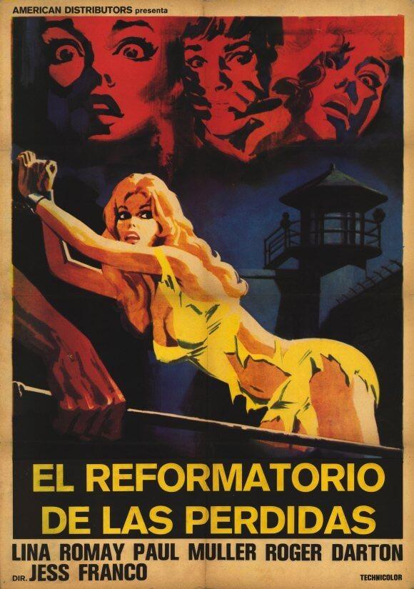 فيلم Frauengefängnis 1976 مترجم للكبار فقط
