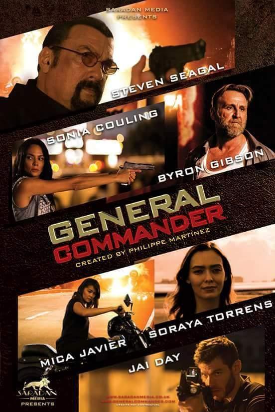 فيلم General Commander 2019 مترجم