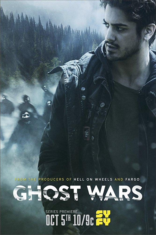مسلسل Ghost Wars الموسم الاول الحلقة 1