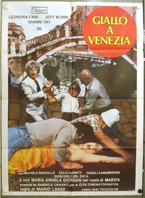فيلم Giallo a Venezia 1979 مترجم للكبار فقط