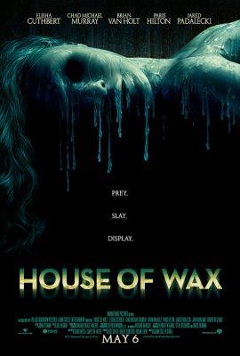 فيلم HOUSE OF WAX 2005 مترجم للكبار فقط