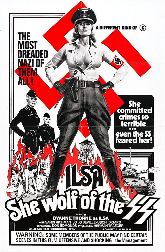 فيلم Ilsa: She Wolf of the SS 1975 مترجم