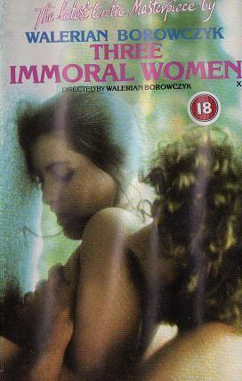 مشاهدة فيلم Immoral Women 1979 مترجم