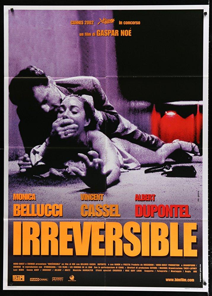 مشاهدة فيلم Irréversible 2002 مترجم للكبار فقط