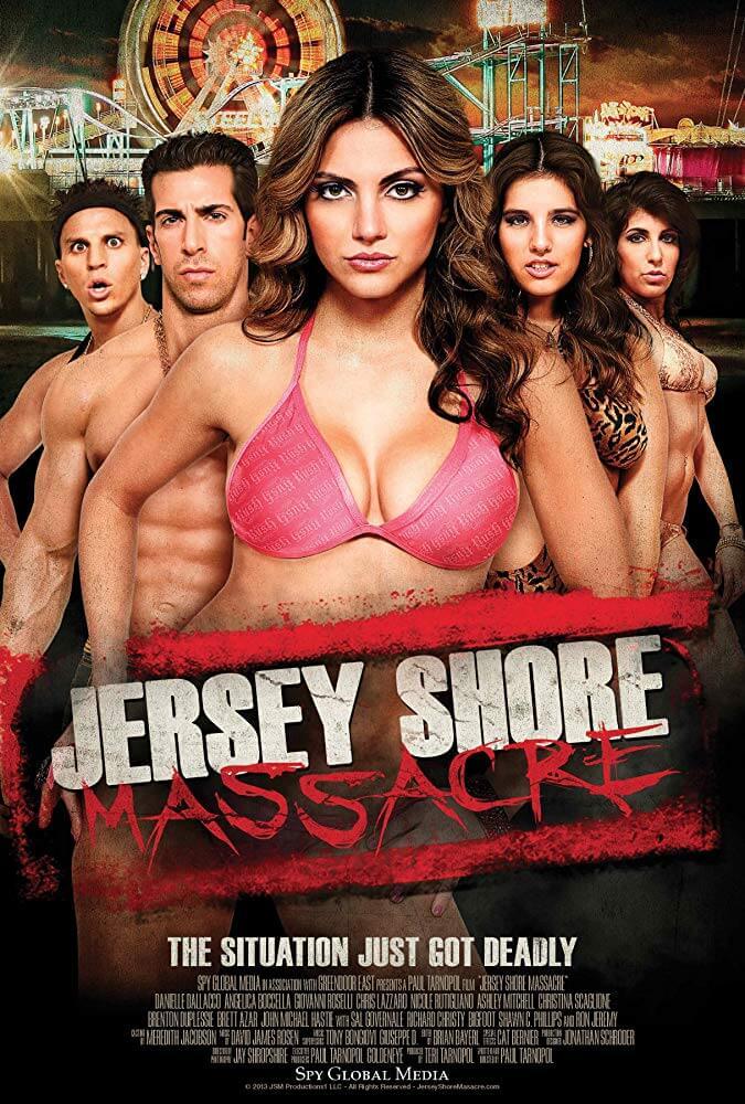 مشاهدة فيلم Jersey Shore Massacre 2014 مترجم للكبار فقط