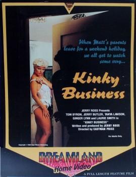مشاهدة فيلم Kinky Business 1984 مترجم للكبار فقط