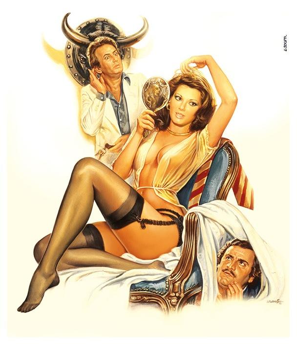 فيلم Lâche-moi les jarretelles 1977 مترجم للكبار فقط