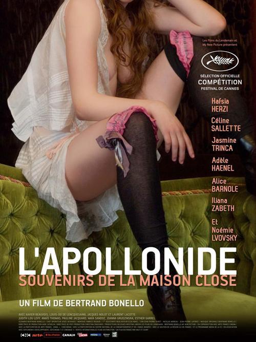 فيلم L'Apollonide Souvenirs de la maison close 2011 مترجم للكبار فقط