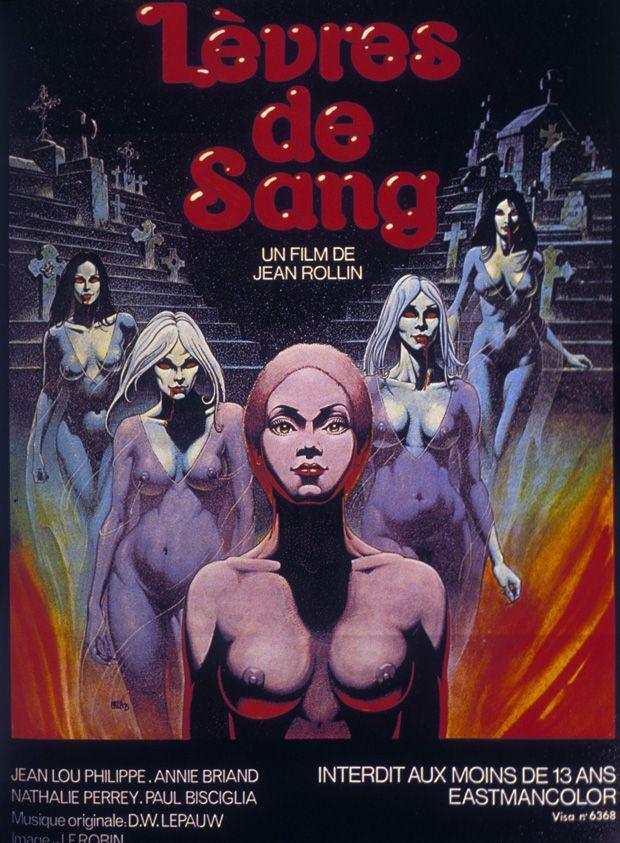 فيلم LIPS OF BLOOD 1975 مترجم للكبار فقط