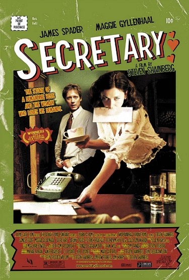 مشاهدة فيلم La secrétaire 2002 مترجم للكبار فقط