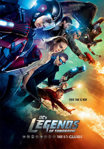 مسلسل Legends of Tomorrow الموسم الاول كامل