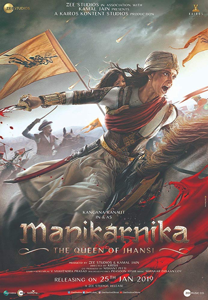 مشاهدة فيلم Manikarnika: The Queen of Jhansi 2019 مترجم