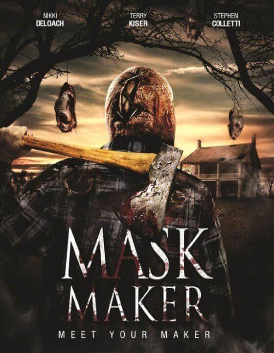 فيلم Mask Maker 2011 مترجم للكبار فقط