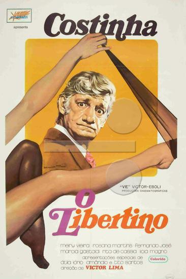 مشاهدة فيلم O Libertino 1973 مترجم للكبار فقط